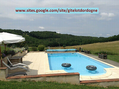 holiday cottage in SW France Lot Dordogne 2/4 pers   6-13 July or 17-24 August