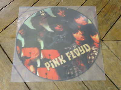 PINK FLOYD The piper at the gates of dawn PICTURE DISQUE