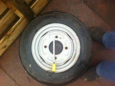 Trailer  / Car Wheel And Tyre