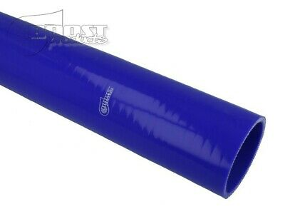 Silicone hose 63mm, 1m length, blue | BOOST products