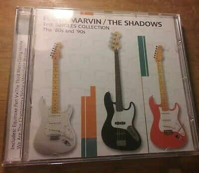 HANK MARVIN / THE SHADOWS The singles collection * 80s 90s * FREE P+P