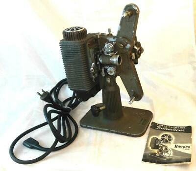 Antiguo proyector de cine 8mm. REVERE 8 Projector Model 85