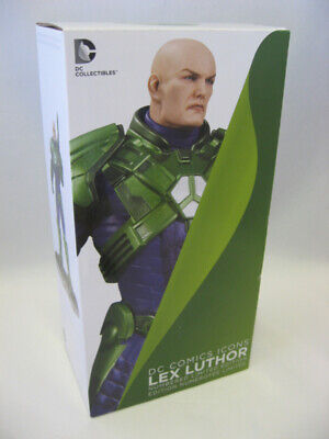 DC Comics Icons - Lex Luthor - Statue - Numbered Limited Edition BRAND NEW