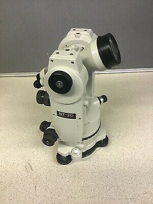 New Nikon  NT-2D Theodolite Box Surveying Toools