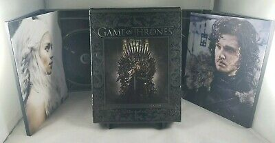 Game of Thrones: The Complete First Season 1 Blu-Ray, 5-Disc Box Set w/ Slipcase