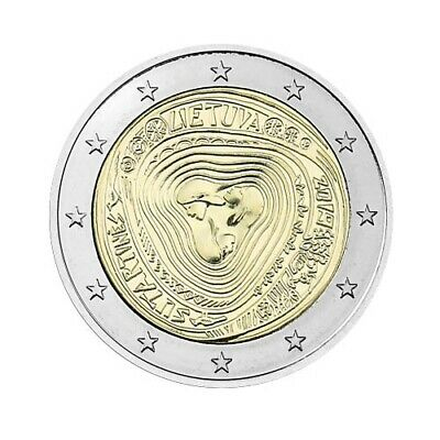 2 euro commemorative coin Lithuania 2019 - Sutartinės, Lithuanian songs