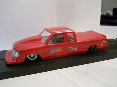 1/24 DRAG SLOT Car'55 Nomad New Build w Redone Balanced
