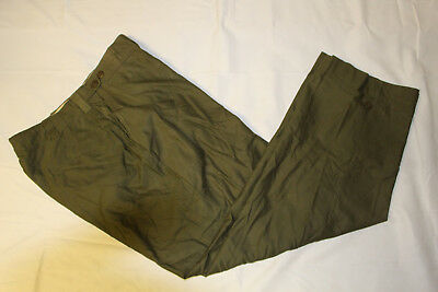 Wwii Us Army M43 Od Combat Field Trousers Pants 34X30 Mint Condition