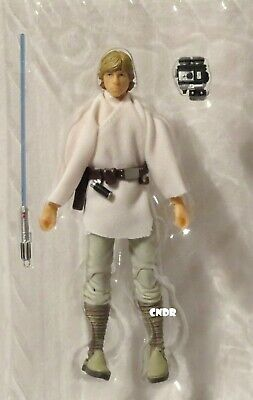 "Star Wars ANH The Black Series 6"" LOOSE Figure young LUKE SKYWALKER #21 tatooine"