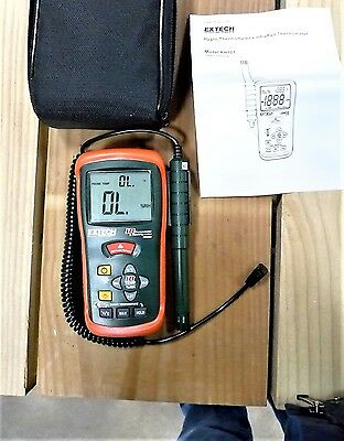 Extech Rh101 Hygro- Thermometer + Infrared Thermometer