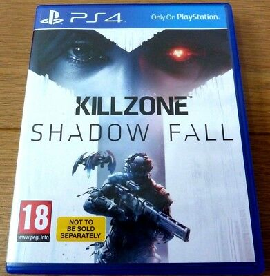 Killzone Shadow Fall (PS4) for Playstation 4 UK PAL Region 2