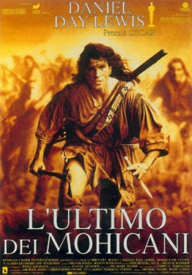 35mm LAST OF THE MOHICANS/ULTIMO MOICANI TRAILER/FILM/MOVIE/FLAT/TEASER/BANDE