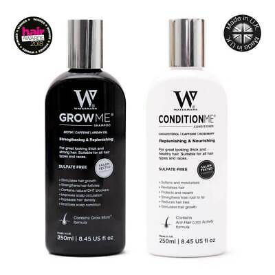 BIOTON Hair Growth Shampoo & Conditioner | BY WATERMANS