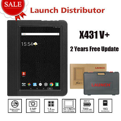 LAUNCH X431 V+ ScanPad Auto Diagnostic Scanner Scan Tool Key