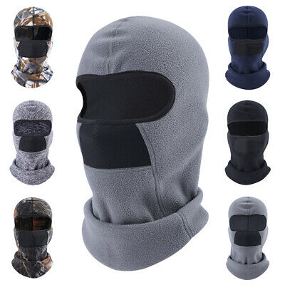 Full Face Mask Face Mask Motorcycle Fleece Ski Ride Hood New.Hot High Quality