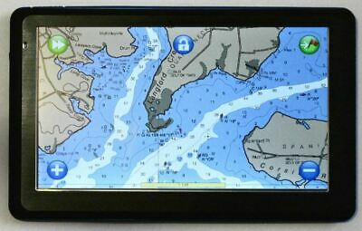 Hand Held Color Gps Chart Plotter
