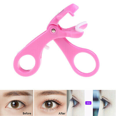 Eyelash Cosmetic Makeup Eyelash ClipCurler Natural Curling Lashes Beauty ToolsXM
