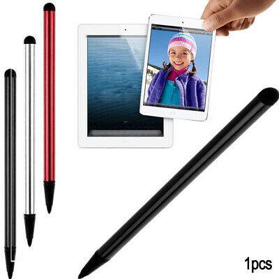 Fine Point Round Thin Tip Capacitive Stylus Pen for Phone Tablet iPad USEFUL AU