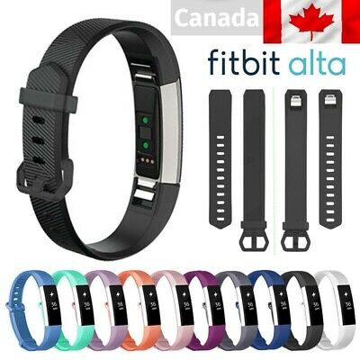 For Fitbit Alta Ace Replacement Wristband Secure Strap Bracelet Silicone Bands