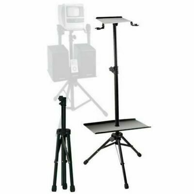 NEW Emerson AC168 Karaoke Stand For Small Monitors or Speakers FREE SHIPPING