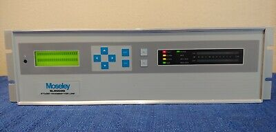 Moseley model SL9003Q Studio Transmitter Link from radio station RX2 NMS Audio