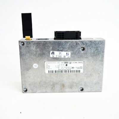 2006 AUDI A6 Bluetooth Interface Control Module Unit ECU