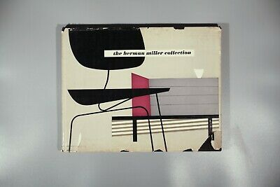 original herman miller 1952 catalogue Furniture  Nelson Eames Noguchi no reprint
