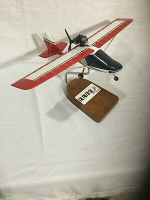 "RANS aircraft S-12 ""Araile"" light sport aircraft, scale model."