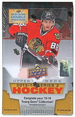 2013-14 Upper Deck Base Cards Series 2 Pick 20 Of Your Choice