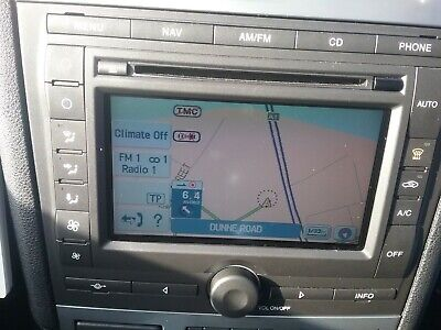 ford denso sat nav genuine ford upgrade mk mondeo  picclick uk