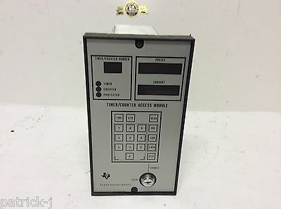 Texas Instruments Timer Counter Access Control model PM550-412