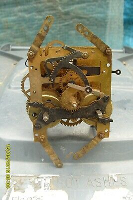 Haller   Clock Striking Movement  Spares Repair