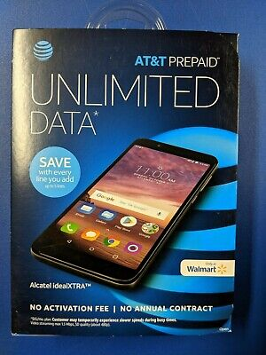 NEW ALCATEL IDEAL Xtra 5059R AT&T Unlocked 4G lte 5 34