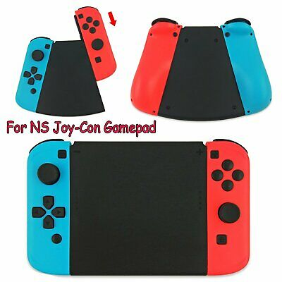 5in1Connector Pack Hand Grip ABS Case Handle Holder Cover for NS Joy-Con Gamepad