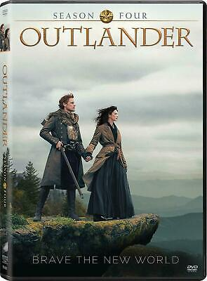 Outlander Season 4 Brand New Sealed The Complete Fourth Season Dvd Tv Starz