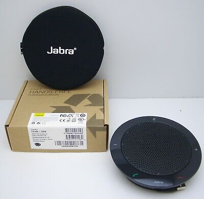 Jabra Speak 410 UC Portable USB powered Computer Conference Speakerphone New Box