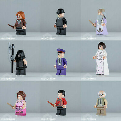 LEGO Harry Potter Minifigures - Brand New - SELECT YOUR MINIFIG - 2019 Sets