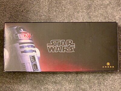 Star Wars R2 D2 Cross Townsend Rollerball Pen LIMITED EDITION / NUMBERED