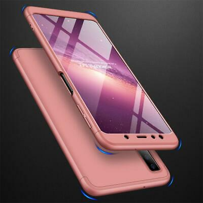 ShockProof Hybrid 360 TPU Thin Case Cover For Samsung Galaxy S7 edge S8 S9 + S10
