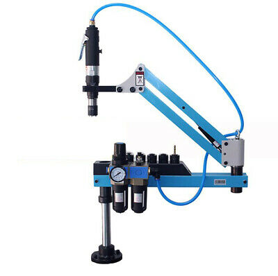 M3-M12 Universal Type Auto Pneumatic Tapping Tool Air Tapping Drilling Machine