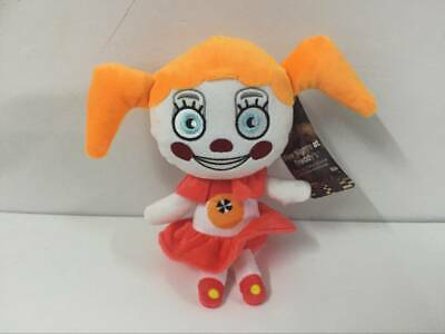 Five Nights at Freddy's Sister Location Orange girl Plush Toys Doll FNAF