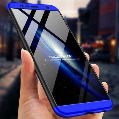 Hybrid Armor Shockproof Rugged Bumper Hard Case Cover for Samsung Galaxy Phones