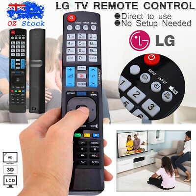 SMART LG REMOTE Control TV LG LED LCD 3D Works for all LG Tv's For