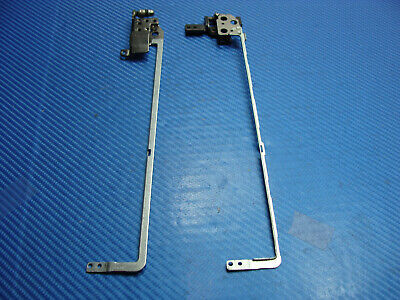 NEW Dell Inspiron 7778  LEFT+RIGHT LCD HINGES AND BRACKETS 3WYW6 HIAA 02