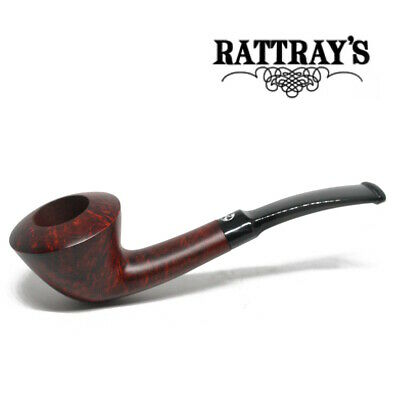 NEW Rattray's - LTD - Brown - Smooth Pipe