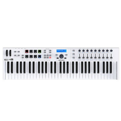 Arturia KeyLab Essential 61 61-Key Keyboard Midi Cotroller (B-Stock)