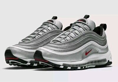 2017 NIKE AIR MAX 97 SILVER BULLET ALL SIZES UK 7 8 9 10 11