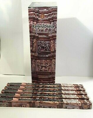 "Kamini ""Aphrodisia"" Incense Sticks - 8 g. (40 Stick For 5 Boxes)."