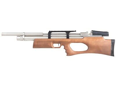 PUNCHER BREAKER SILENT Walnut Sidelever PCP Air Rifle - 0 25
