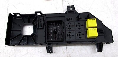 2004-2011 Saab 9-3 Oem Left Front Driver Side Relay Junction Fuse Box